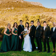 bridal party, wedding party - MK Event Management