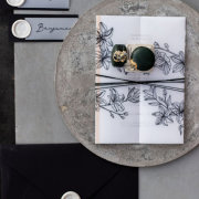 stationery, table settings, wedding stationery - MK Event Management