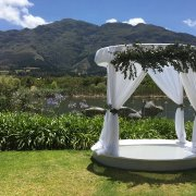 wedding arch - Glee Events & Promotions