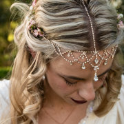 bridal hair accessories, hair accessories - Randlehoff Media