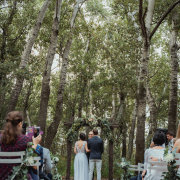 outdoor ceremony - Randlehoff Media