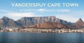 Vanderspuy Cape Town