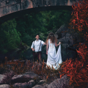 bride and groom, bride and groom - CRK Photography
