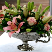 flowers - Crystal Events