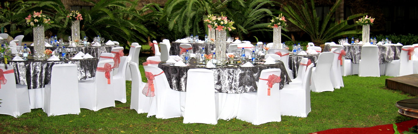 Crystal Events Wedding Decor