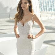 beaded, wedding dresses - De La Vida Bridal Couture