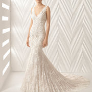 lace, lace, wedding dresses - De La Vida Bridal Couture
