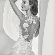 wedding dress, wedding dress, sleeveless