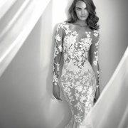 wedding dress, wedding dress, long sleeved