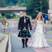 kilt, wedding dress - Hendrik Steytler Photography