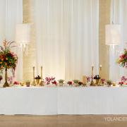 table - Royal Blu