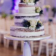 3 tier cake - Royal Blu