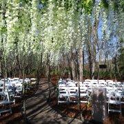 hanging decor, wedding decor - Royal Blu