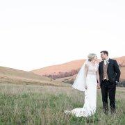 bride, groom, love - The Red Barn