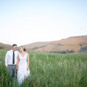 bride and groom, field, venue