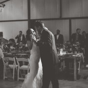 bride and groom, first dance