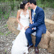 bride and groom, dress, suit
