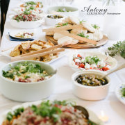 canapes, catering - Renegade Kitchen