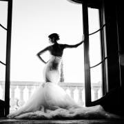 wedding dress - Diaan Daniels