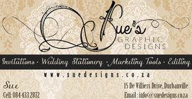 Sue's Graphic Designs