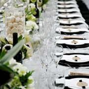 decor, table setting - Events & Tents