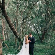 bride and groom, bride and groom, forest - Events & Tents