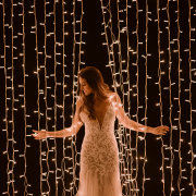 fairy lights, wedding dresses - Events & Tents