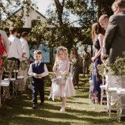 flower girls, ring bearer - Events & Tents