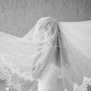 dress, lace, veil, wedding - Riaan West Photography