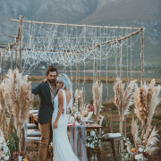 floral decor, outdoor reception - Mosaic Lagoon Lodge