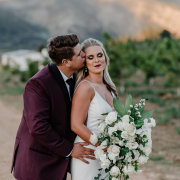 bouquets, bride and groom, bride and groom - Liezel Volschenk Photography