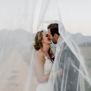 bride and groom, bride and groom, kiss, kiss, kiss - Liezel Volschenk Photography