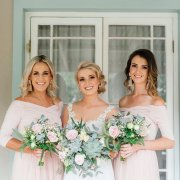 bouquets, bride and bridesmaids, hair and makeup, hair and makeup, hair and makeup, hair and makeup, hair and makeup - Anna Botany