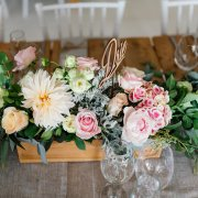 floral centrepieces - Anna Botany