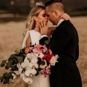 bouquets, bridal bouquet, bride and groom, bride and groom, bride and groom - Anna Botany