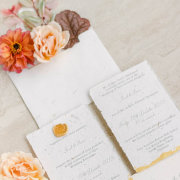 wedding stationery - By Bhavika Photography