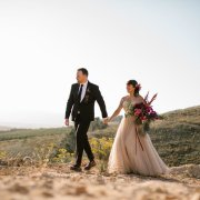 bridal bouquet, bride and groom, bride and groom, overberg wedding venue - Old Mac Daddy