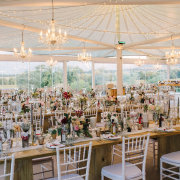 chandeliers, floral arrangements, wedding decor - LeFox | Weddings & Events