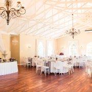 decor, reception hall - The Plantation