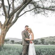 bride and groom, bride and groom - Goedgedacht Game Ranch