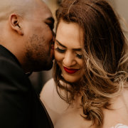 bridal hair and makeup, bride and groom, bride and groom, bride and groom, kiss, kiss, kiss - Inka Photography