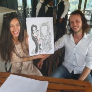 Caricatures by Martinus