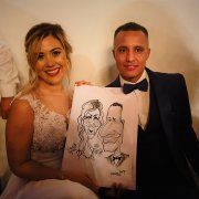 live entertainment - Caricatures by Martinus