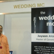 entertainment, master of ceremonies - Jayson Alcock