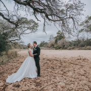 bride and groom, bride and groom, bride and groom - Thornybush Game Lodge