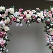 floral arches - Moi Decor Hire