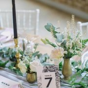 floral centrepieces - Moi Decor Hire