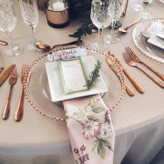table settings - Happy Apron