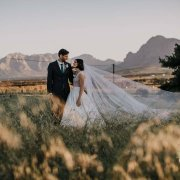 bride and groom, bride and groom, veil - Charm & Perfection Planning