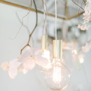 hanging bulbs, naked bulbs - Charm & Perfection Planning